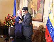 президент венесуэлы уго чавес заявил, иран является развивающейся державой в 21-м веке не только в регионе, но и на международной арене.