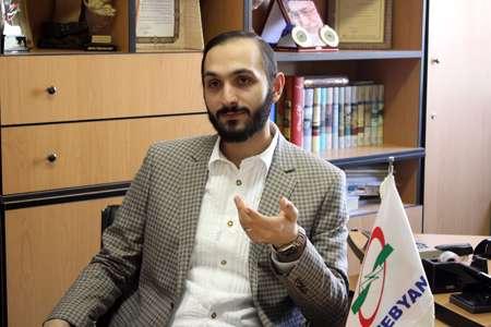 سلطانی شیرازی؛ مدیر روابط عمومی و امور بین الملل موسسه تبیان