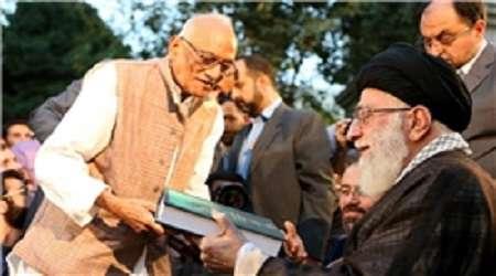 دهرمیندرنات شاعر بزرگ هند و علاقه مند به اهل بیت درگذشت