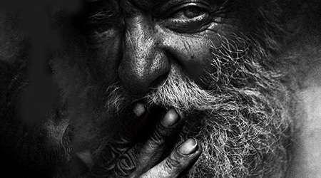 پیرمرد 13 هزار ساله!
