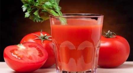 آب گوجه فرنگی