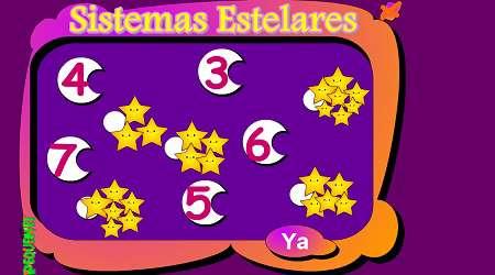 شمارش اعداد ستاره