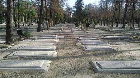 مرگ، قبرستان، قبر، مردن