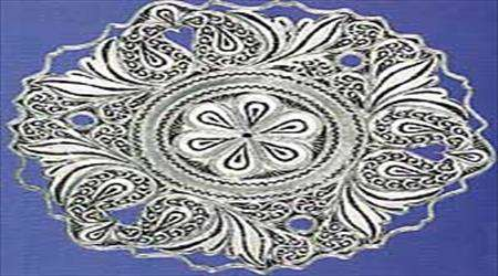 melile (telkârî) sanatı
