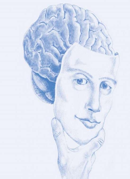 رابطه ی مغز، ذهن، شخصیت