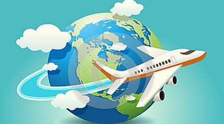 ۱۲ توصیه سلامتی برای سفرهای هوایی