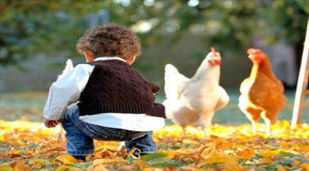 راهکاری برای رفتار کودک با طبیعت