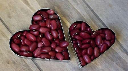 لوبیا قرمز و سلامت قلب