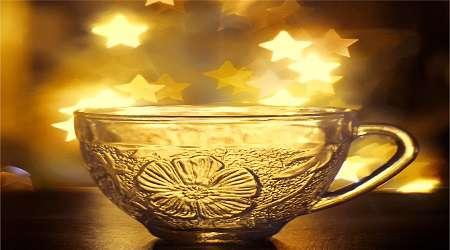 زندگی زیبا با یک لیوان آب!