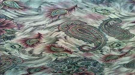 چادر رنگی های جدید زیبا