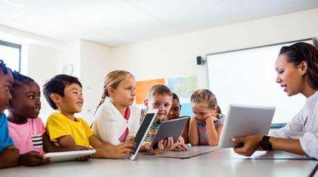 استفاده از آموزش مبتنی بر تلفن همراه در کلاس درس: نکاتی برای اساتید