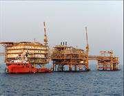 إنتاج إيران من الغاز في حقل بارس جنوبي يبلغ 1000 مليار مترمكعب