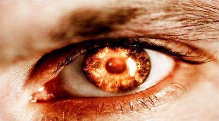 gözlerin iffeti