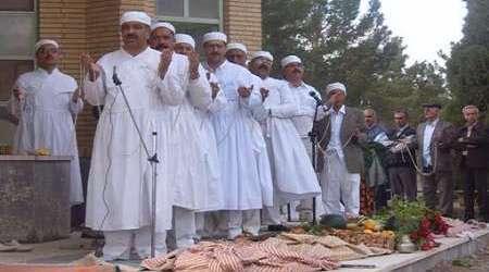 برگزاری آیین فروردینگان زرتشتیان در یزد