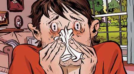 آلرژی خانه