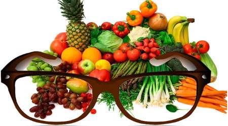 تغذیه و سلامت چشم ها