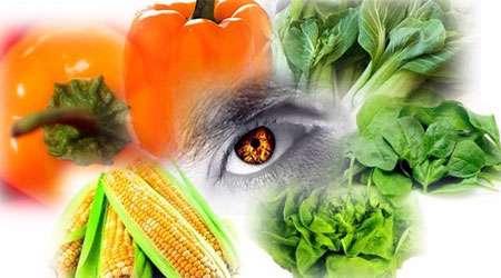 لوتئین و سلامت چشم ها