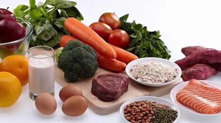 4 makanan sehat yang harus ada di piring jika ingin panjang umur