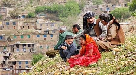 سفری رویایی و جذاب به بهشت کردستان+ تصاویر