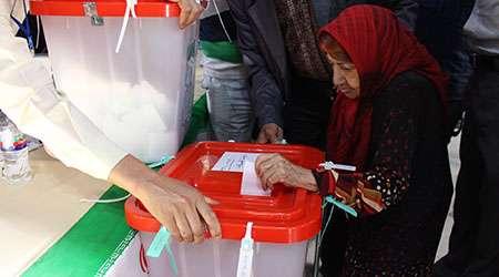 انتخابات ٩٦ در قاب تصویر