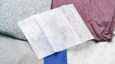دستمال تنظیف خشک کن