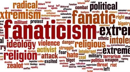 ekstrimisme dan fanatisme, virus perusak agama