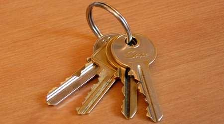 کلید خانه