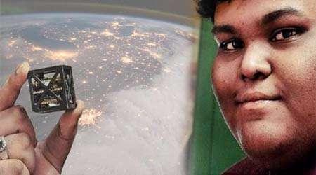 سبک ترین ماهواره جهان توسط یک نوجوان هندی ساخته شد