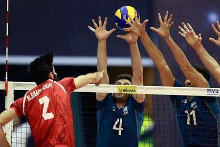 لیگ جهانی والیبال؛ اوج امنیت در ایران