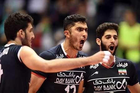 انقلاب در والیبال ایران