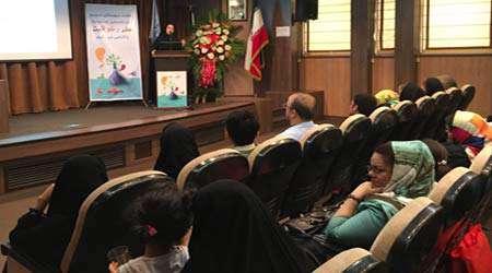 گزارش دوازدهمین جشنواره پروژه های دانش آموزی موسسه فرهنگی اطلاع رسانی تبیان