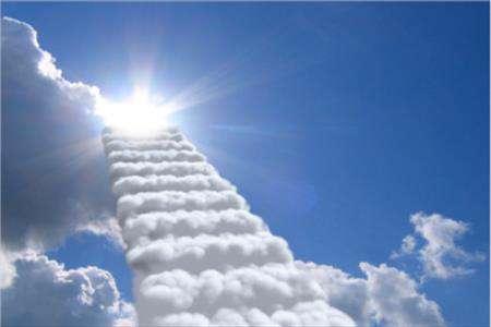 آسمان، معنویت، دین