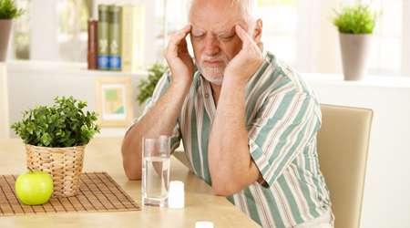 سردرد سالمندان
