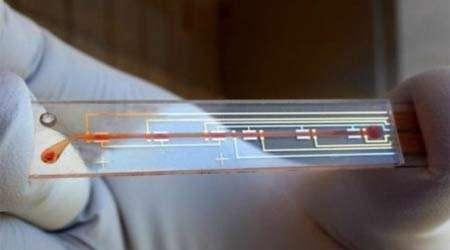 این تکنولوژی سطح دارو را در بدن انسان کنترل می کند