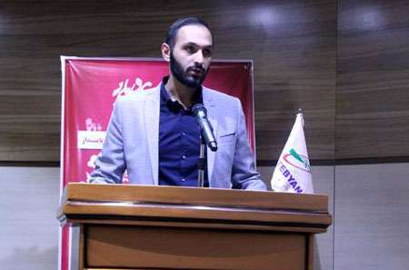 محمدرضا سلطانی شیرازی؛ مدیر روابط عمومی و امور بین الملل تبیان
