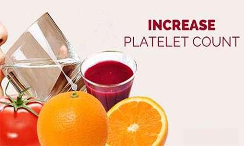 غذاهای مناسب برای افزایش پلاکت