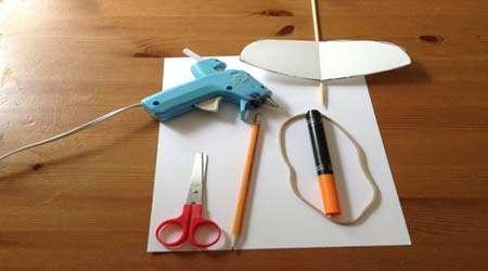 چگونه پرتاب کننده هواپیمای گلایدر بسازیم
