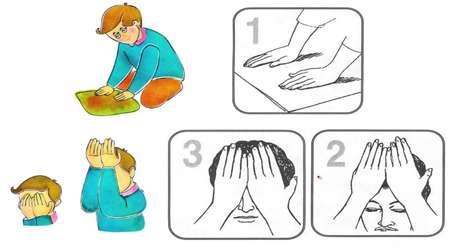 tayammum sebagai ganti wudhu dan mandi
