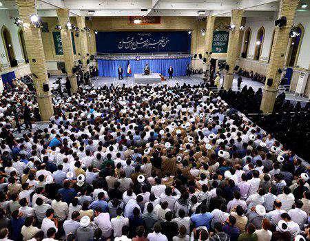 بیانات در دیدار طلاب حوزههای علمیه استان تهران