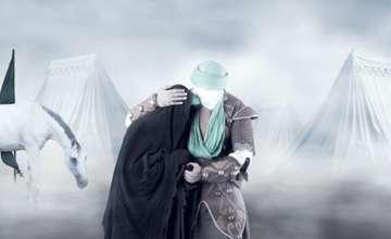 آیا حضرت زینب (س) در ظهر عاشورا پیراهن حضرت یوسف (ع) را به امام حسین (ع) دادند؟