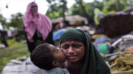 نسبت به  نسلکشی مسلمانان میانمار بی تفاوت نباشیم