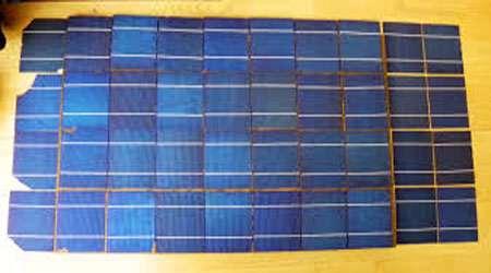 بررسی و ساخت یک سلول خورشیدی dssc با عصاره های طبیعی