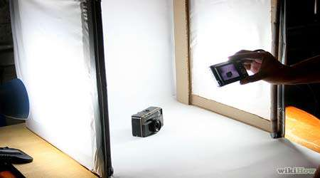 چگونه یک لایت باکس برای عکاسی بسازیم