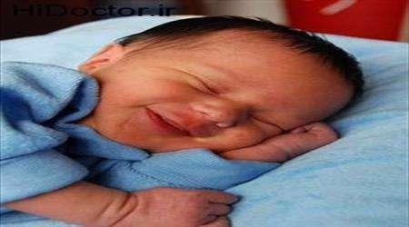 نجوای نوزاد با امامزمان علیهالسلام