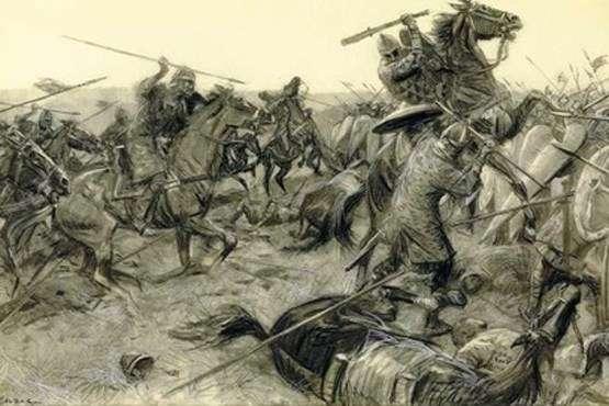 شکست مسلمانان، شکست، جنگ