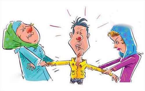 ازدواج، خانواده، وابستگی به خانواده ، زندگی مشترک، بلوغ عاطفی، همسر،افسردگی