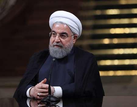 اكد الرئيس الايراني حسن روحاني، ان تصريحات ترامب مليئة بالاتهامات الباطلة ضد ايران.