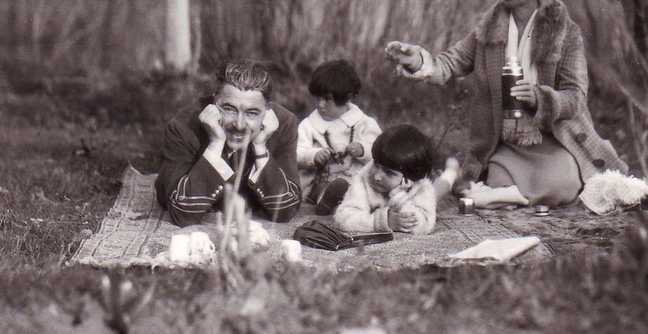 فرزندان کوچک تیمورتاش