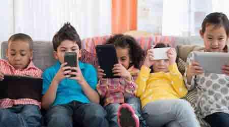 تاثیرات فضای مجازی بر نوجوانان  - جلسه هشتم