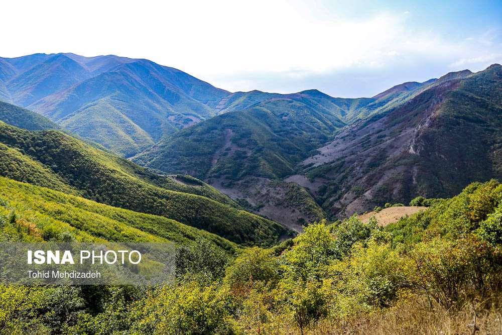 منطقه کوهستانی کرینگان
